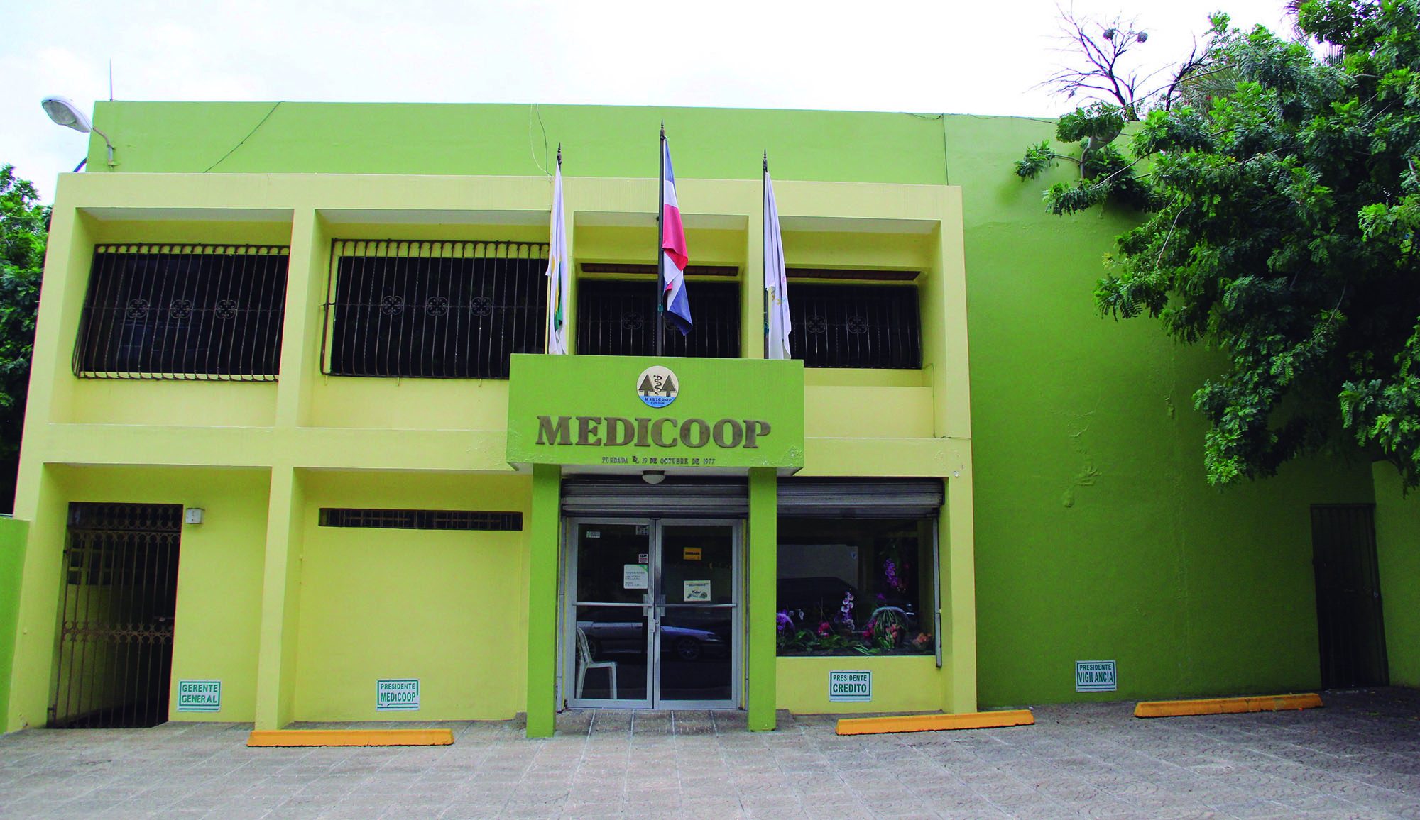 Sede Central Oficina1